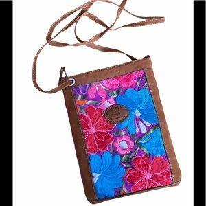 Crossbody Bag Handmade from Guatemala